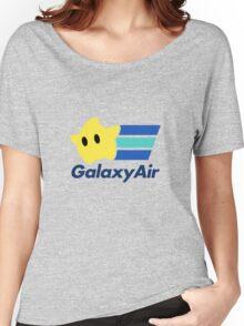Galaxy Air Women's Relaxed Fit T-Shirt