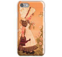Little girl iPhone Case/Skin