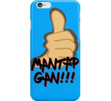 Mantap Gan !! iPhone Case/Skin