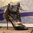 A Single Shoe by Segalili