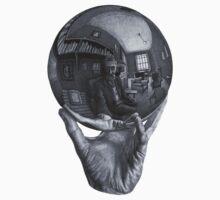 M.C. Escher by FlyNebula