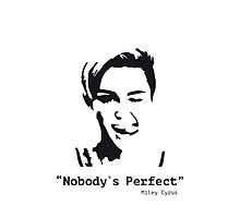 Miley Cyrus quote 1 / black by glbrt