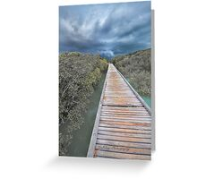 Streeters Jetty Greeting Card