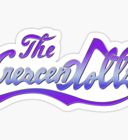 The Crescendolls Sticker