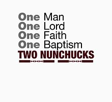 Two Nunchucks Unisex T-Shirt