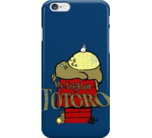 Neighbor Totoro iPhone Case/Skin