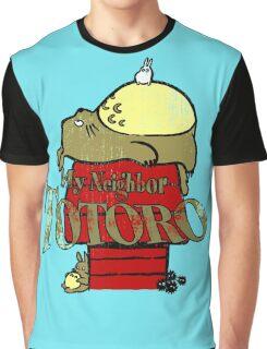 Neighbor Totoro Graphic T-Shirt