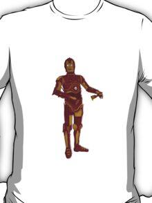 C3po-man // 2 T-Shirt