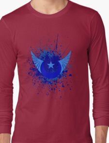 New lunar republic splash Long Sleeve T-Shirt