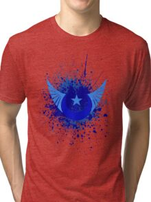 New lunar republic splash Tri-blend T-Shirt