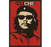 CliChe Photographic Print