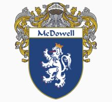 McDowell Coat of Arms/Family Crest by William Martin