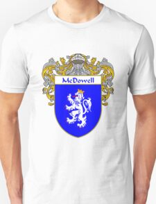 McDowell Coat of Arms/Family Crest T-Shirt