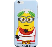 Minius Caesar iPhone Case/Skin