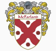McFarland Coat of Arms/Family Crest by William Martin