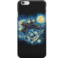 Starry Flight iPhone Case/Skin