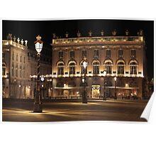 Place Stanislas, Nancy, France Poster