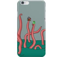 Happy Holidays from the Kraken iPhone Case/Skin