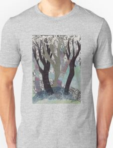 In The Dancing Grove Unisex T-Shirt