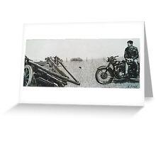 Jaco's Dad 1958 Greeting Card