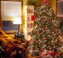 Not a Creature was Stirring...Not Even a Monk by Mikell Herrick