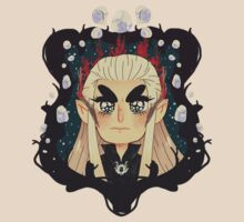 Thranduil White Gems by Disceel