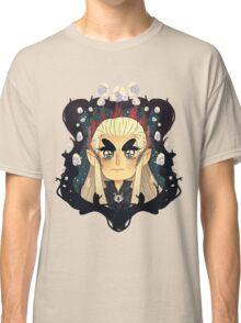 Thranduil White Gems Classic T-Shirt