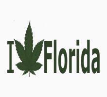 0207 I Love Florida  by Ganjastan