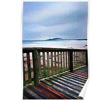 Green Point Tasmania Poster