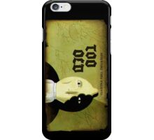 Lemon Grab Too Old Adventure Time Title Card iPhone Case/Skin