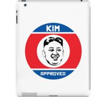 Kim Dynasty Approved iPad Case/Skin