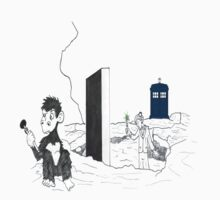 Dr Who, 2001 by NJX07