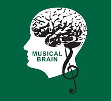 The Amazing Musical Brain Unisex T-Shirt