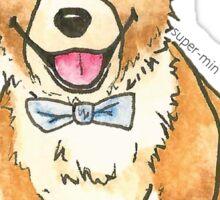 Pupper #1 Sticker