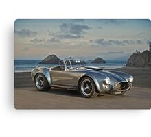 1966 Shelby Cobra 302 cu. in. Canvas Print