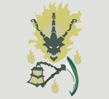 THRESH - League of Legends by kajoosh21