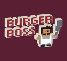 Burger Boss by Pyier