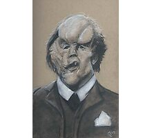 John Hurt as Joseph Merrick (The Elephant Man) Photographic Print