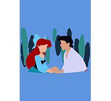 The Little Mermaid Photographic Print