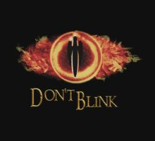 Sauron, don't blink by runningRebel