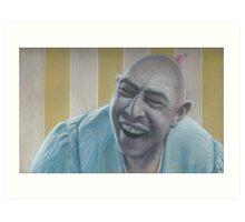 Schlitzie Surtees Art Print