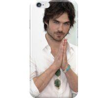 Ian Somerhalder The Vampire Diaries iPhone Case/Skin