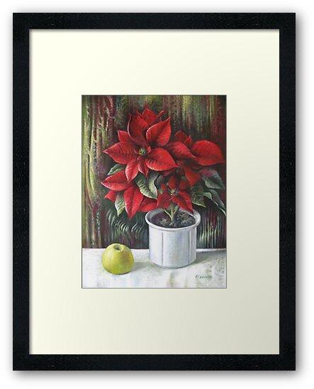 Christmas colors  by Elena Oleniuc
