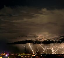 Albuquerque Lightning  by IOBurque