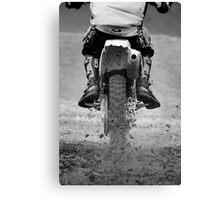 Moto x iPhone iPad case Canvas Print