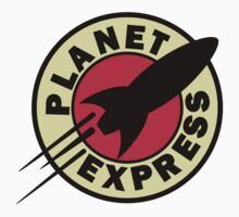 Planet Express Logo by Magellan