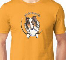 Merle Sheltie IAAM Unisex T-Shirt