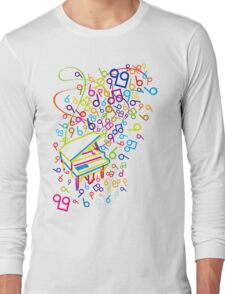 Flabby_Expression Long Sleeve T-Shirt