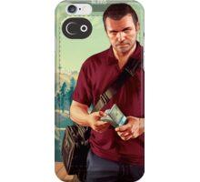GTA V Micheal De Santa Phone Case  iPhone Case/Skin