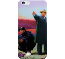 And Jesus Wept iPhone Case/Skin